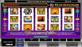 Click Here to Play this FREE Video Slot Flash Game: TreasureNile...