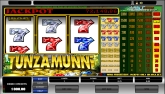 Click Here to Play this FREE Video Slot Flash Game: Tunzamunni...